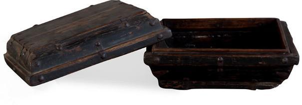 Wooden Storage Box image 2