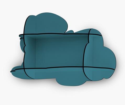 ibride Cirrus Small Cloud Shelf image 2