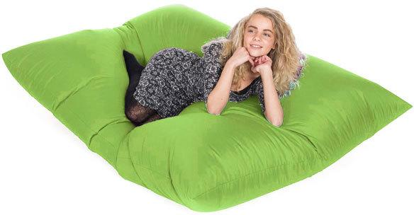 Slab Bean Bag - Lime