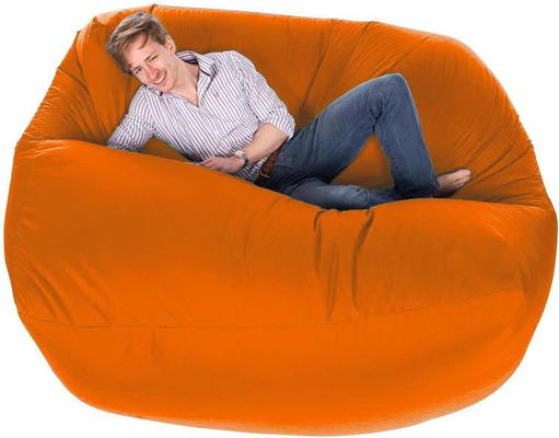 Giant Bean Bag - Orange