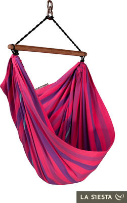 LA SIESTA LORI - Lilly - Organic Hammock Chair for Children image 3