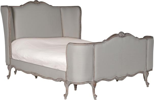 Superking Upholstered Bed