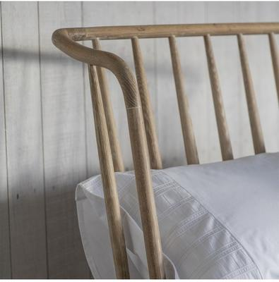 Wycombe 5ft Oak Bed King Size Nordic image 3