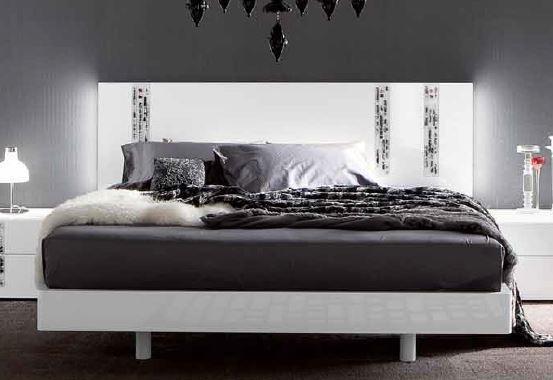 Murano storage bed