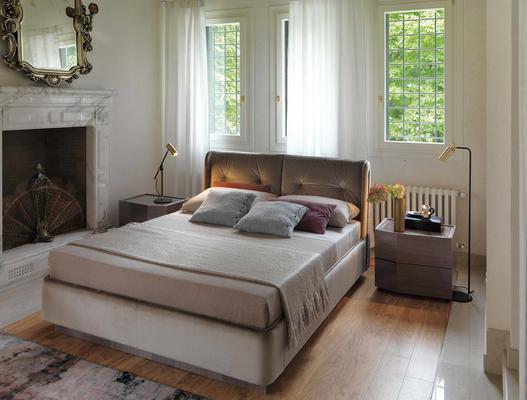 Elysee Chimera (King) storage bed