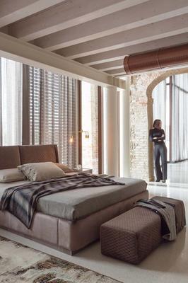 Elysee Crono (King) storage bed image 3