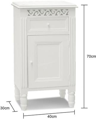Simple Side Cabinet image 5
