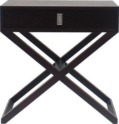 Curio Wenge Oak Side/Bedside/End Table image 2