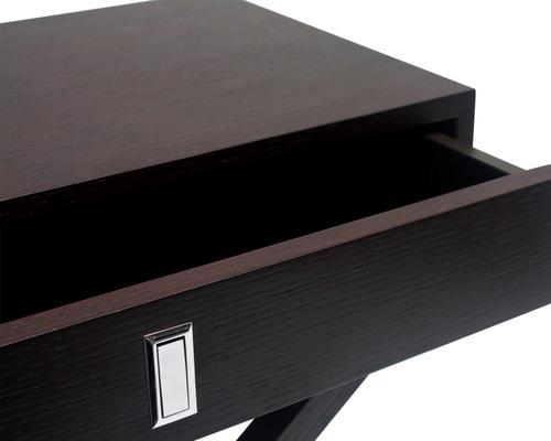 Curio Wenge Oak Side/Bedside/End Table image 5