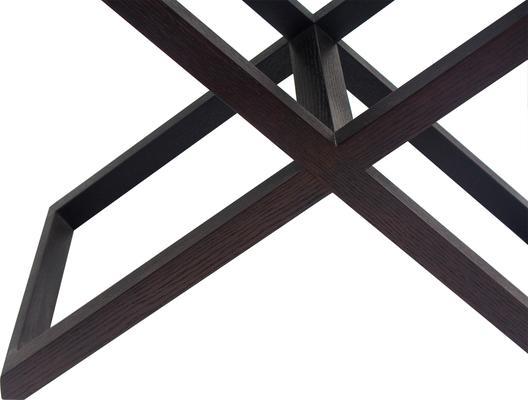 Curio Wenge Oak Side/Bedside/End Table image 6
