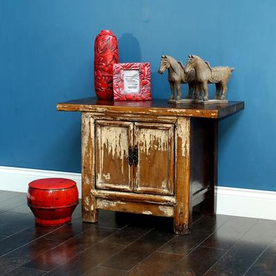 Poplar Side Cabinet image 2