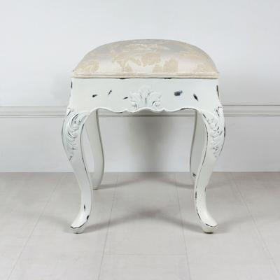 Ripple French-Style Three Drawer Console or Dressing Table image 8