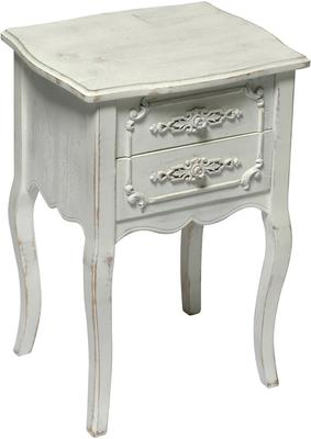 Small Distressed Bedside