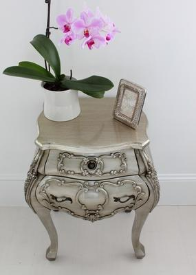 Bombe Bedside Table image 5