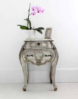Bombe Bedside Table image 7