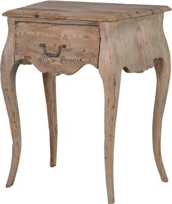 Recycled Pine Bedside Table