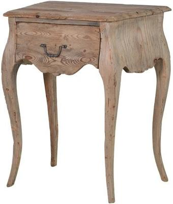Recycled Pine Bedside Table image 2