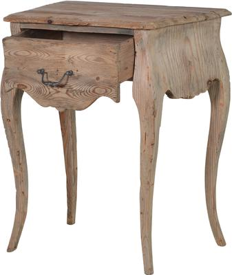Recycled Pine Bedside Table image 3