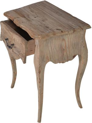 Recycled Pine Bedside Table image 4