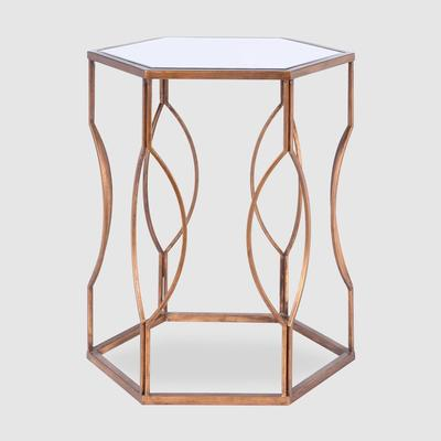 Hexagonal Bedside Table image 8