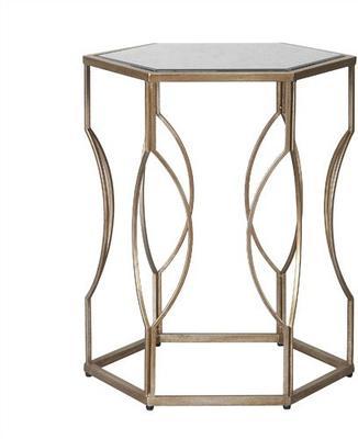 Hexagonal Bedside Table image 10