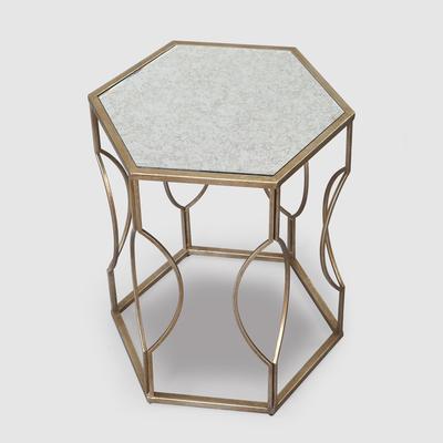 Hexagonal Bedside Table image 11