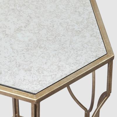 Hexagonal Bedside Table image 13