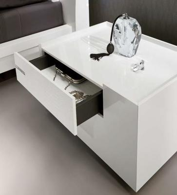 Diamond bedside table image 5