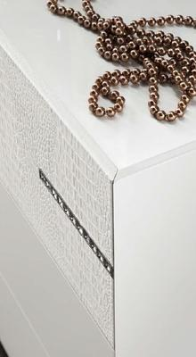 Diamond bedside table image 6