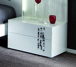 Murano bedside table
