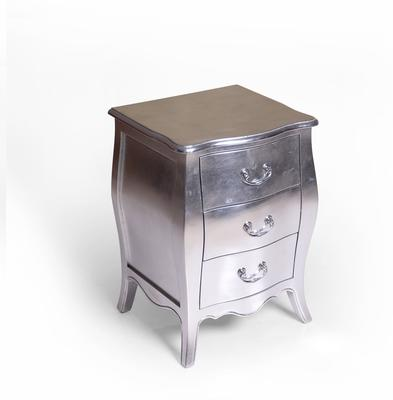 Felicienne Three Drawer Bedside Table