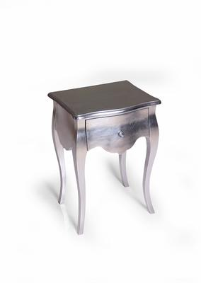 Mariette Single Drawer Bedside Table image 3