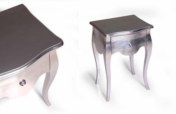 Mariette Single Drawer Bedside Table image 4