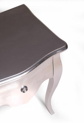 Mariette Single Drawer Bedside Table image 5