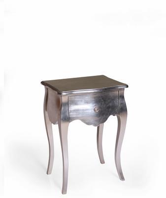 Mariette Single Drawer Bedside Table image 6