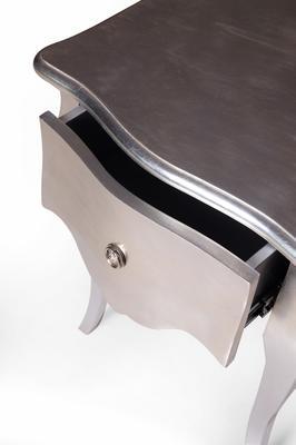 Mariette Single Drawer Bedside Table image 8