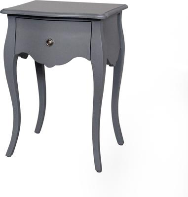 Mariette Single Drawer Bedside Table image 9