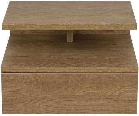 Ashlen (Oak) bedside table image 2