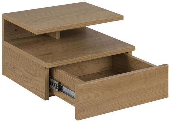 Ashlen (Oak) bedside table image 3