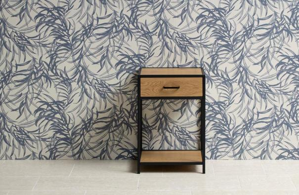 Seafor bedside table with drawer image 6