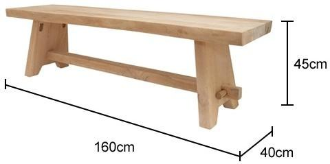 Wooden Bench image 2