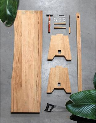 Wooden Bench image 8