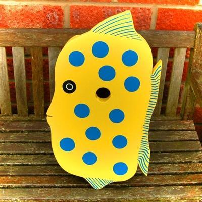 Handmade Fish Bird Box image 2