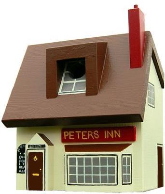 Handmade Pub Bird Box image 2