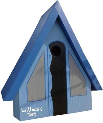 Handmade Tent Bird Box image 5