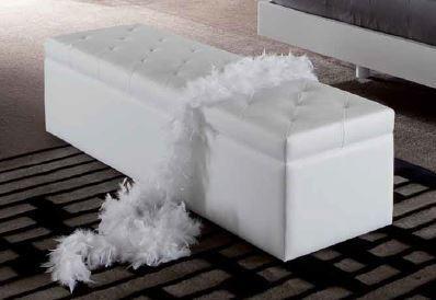 Murano bed bench