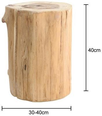 Metasequoia Real Trunk Stool image 2