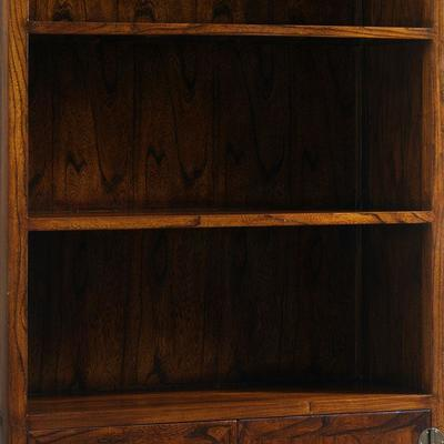 Book Cabinet in Warm Elm image 3
