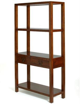 Ming Bookshelf, Warm Elm