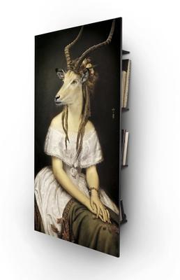 ibride Les Dandys Lady C Bookshelf